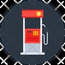 Petrol Station Petrol Dispenser Gasoline Station Icon