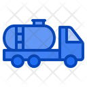 Petrol Truck Fuel Icon