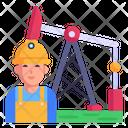 Petroleum Engineer Icon