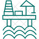Petroleum Production Icon