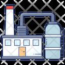Petroleum Station Gas Station Service Station Icon