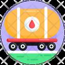 Oil Tank Fuel Tank Petroleum Tank Icon