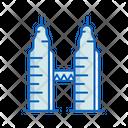 Petronas Towers Icon