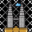 Petronas Towers Klcc Kuala Lumpur Icon