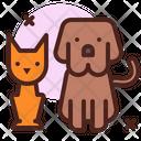 Pets Cat Dog Icon