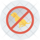 Pets not Allowed Icon