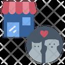 Petshop Pet Store Service Icon