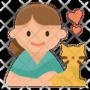 Petting Icon