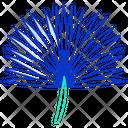 Pettocoat Palm Icon