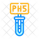 Ph Test Color Icon