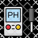 Ph Meter Ph Measurement Acidity Measure Meter Icon