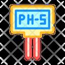 Ph Meter Measuring Icon
