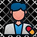 Pharamacist Icon