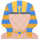Pharaoh Culture Country Icon