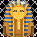 Pharaoh Egypt Egyptian Icon