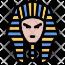 Pharaoh Culture Civilization Icon