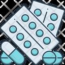 Pharmaceutical Drugs Icon