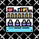 Pharmaceutical Manufacturing Ingredients Icon