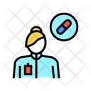 Pharmacology Medical Specialist Icon