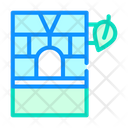 Herbal Pharmacy Store Icon