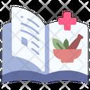 Pharmacy Book Icon