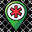Pharmacy Location Icon