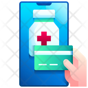 Pharmacy Payment Healthcare Medical Icon