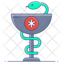Pharmacy Snake Pharmacy Symbol Snake Symbol Icon