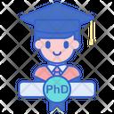 Phd Icon