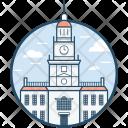 Independence Hall Philadelphia Icon