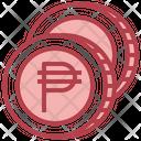 Philippine Peso Icon