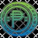 Philippine Peso Coin Icon