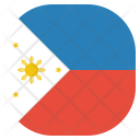 Philippines National Country Icon