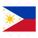 Philippines Flag Flags Icon