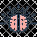Philosophy Mind Brain Icon