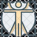 Philosophy Anatomy Human Icon
