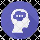 Philosophy Idea Head Icon