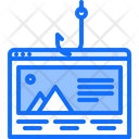 Phishing Site Website Icon