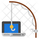 Phishing Concept Internet Icon