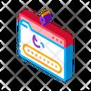 Phishing Carder Hacker Icon