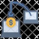 Phishing Internet Fraud Icon