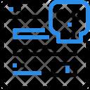 Login Phishing Attack Icon