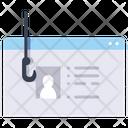 Data Theft Icon