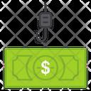 Phishing Money Icon