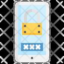 Phishing Password Password Lock Stolen Icon
