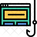 Phishing Site Computer Icon