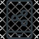 Phone Info Action Icon
