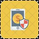 Phone Money Protection Icon