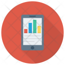 Phone Smartphone Chart Icon