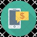Phone Money Smartphone Icon
